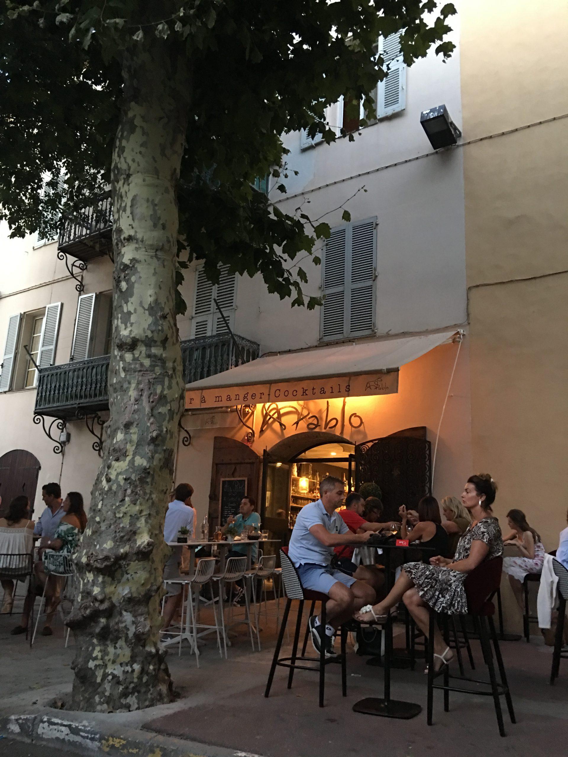 Pablo, bar à tapas et mixologie à Antibes