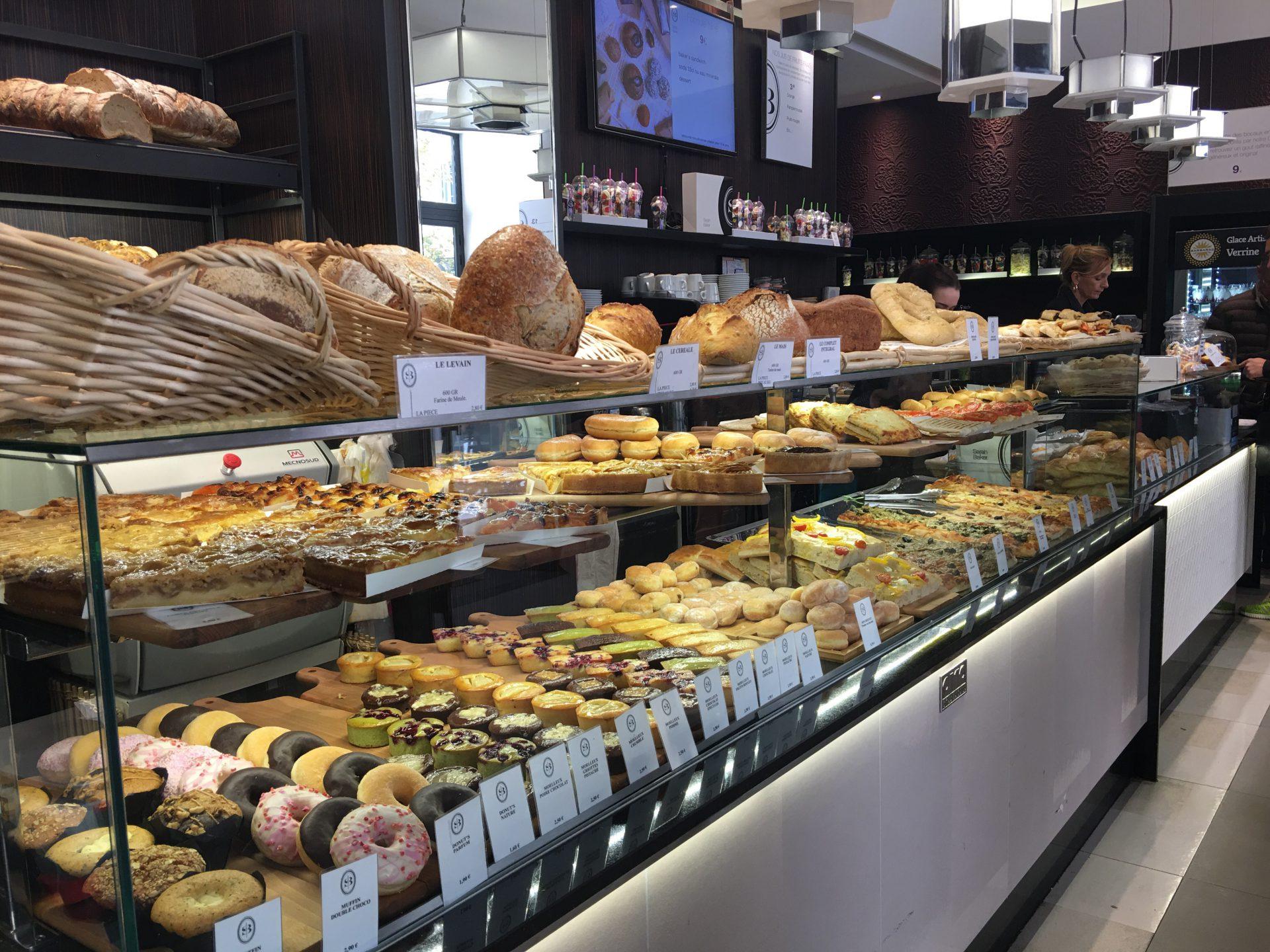 Boulangerie Antibes, Sarah Baker