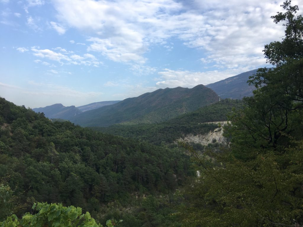 panorama Roquesteron