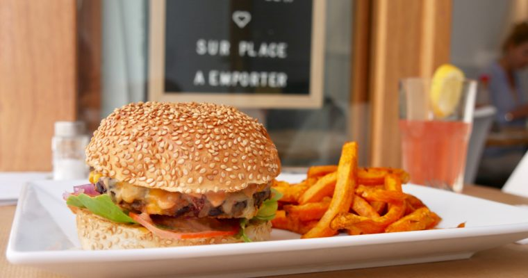 The Green Burger Factory, le petit veggie du vieil Antibes