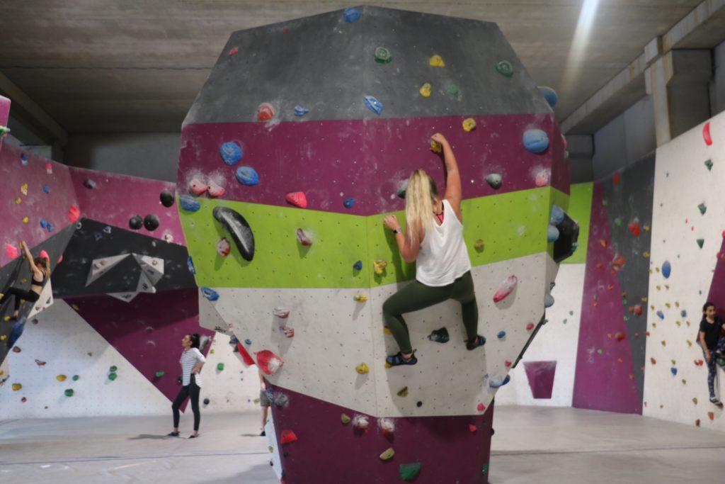 blocparty climbing