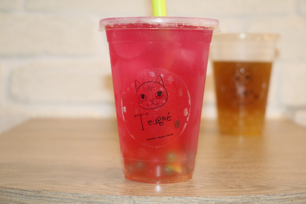Teagré